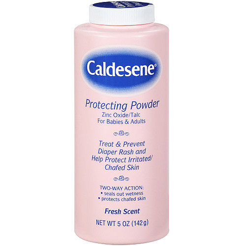 Caldesene Protecting Powder Fresh Scent Talc, 5 oz