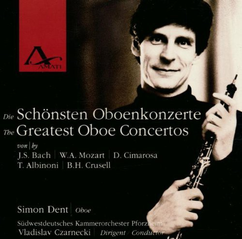 Greatest Oboe Ctos Vol I by