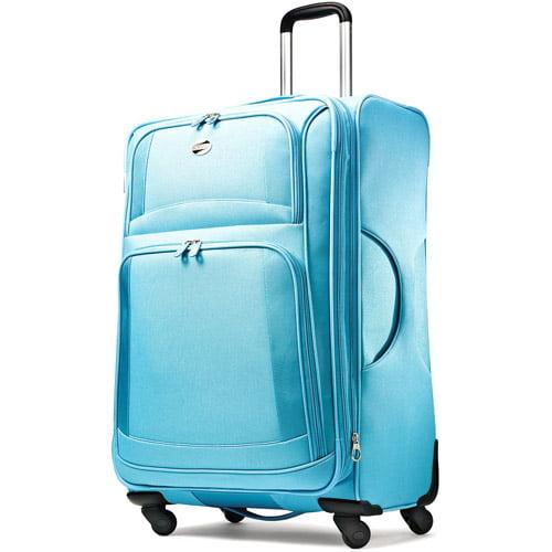 "American Tourister 28"" Spinner Upright, Aqua Blue"