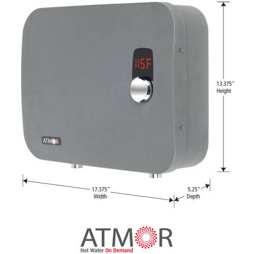 Atmor At900 13 Point Of Use Tankless Electric Instant
