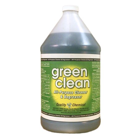 Green Clean - heavy-duty, concentrated all purpose cleaner - 1 gallon (128