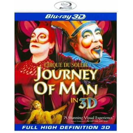 Cirque Du Soleil: Journey Of Man (Blu-ray) Cirque Du Soleil 2009