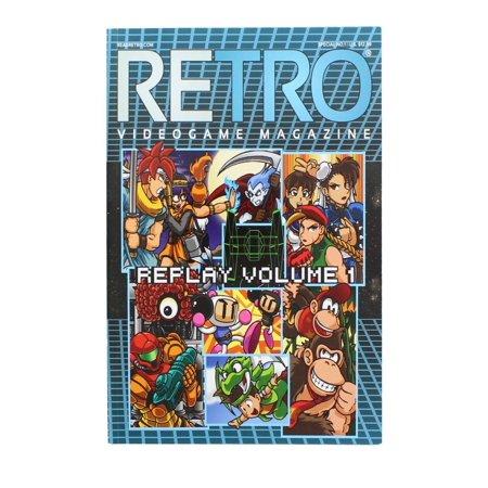 Android Magazine - Retro Videogame Magazine Replay Volume 1