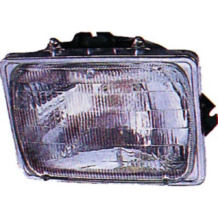 Go-Parts » 2003 - 2005 Ford E-350 Club Wagon Front Headlight Headlamp Assembly Front Housing / Lens / Cover - Right (Passenger) Side F3UZ 13007 A FO2501127 Replacement For Ford (2003 Ford E-350 Club Wagon)
