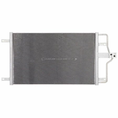 A C Ac Air Conditioning Condenser For Ford Escape Mercury Mariner