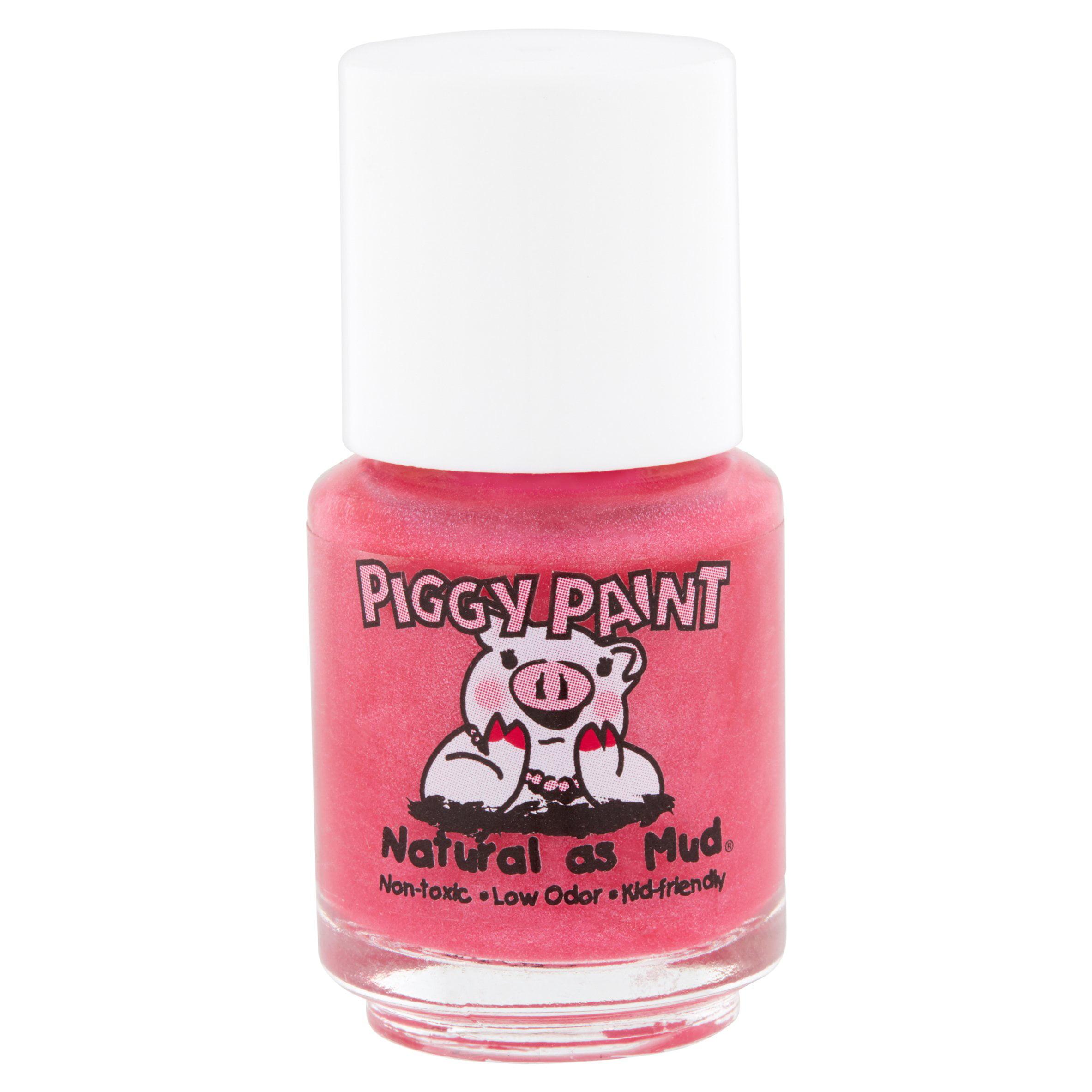 Piggy Paint Nail Polish, Forever Fancy, 0.25 fl oz - Walmart.com