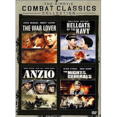 Combat Classics: Anzio (1968)   Hellcats Of The Navy   The Night Of The Generals   The War Lover (Anamorphic... by SONY CORP
