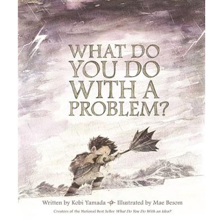 What Do You Do with a Problem? (Hardcover) (Problem Child Best Scenes)