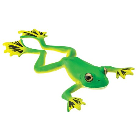 Incredible Creatures Flying Tree Frog Safari Ltd New Educational Toy (Mtg Best Flying Creatures)