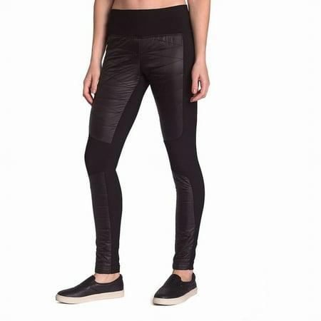 8b8a2c429600af Mpg - Mpg NEW Deep Black Womens Size Medium M Page Quilt Athletic Leggings  - Walmart.com