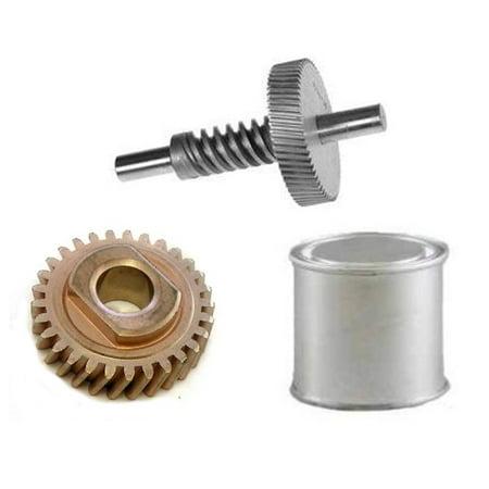 KitchenAid 6 Quart Stand Mixer Worm Gear, Grease, Hub Gear