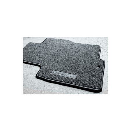 Nissan 999E2-BX000 Carpet Floor Mats Nissan Frontier Crew Cab Pro4X Charcoal