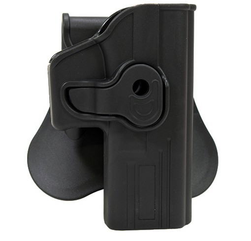 Bulldog Cases Rapid Release Holster w  Paddle Fits Glock 19, 23 & 32 by Bulldog Cases