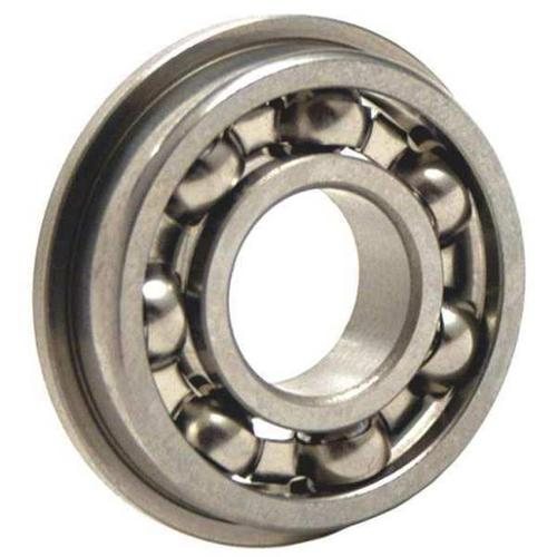 EZO SFR2 A3MC3AF2 Ball Bearing,0.1250in Dia,49 lb,Flanged G2402745