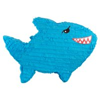 Baby Shark Party Pinata Light Blue 22.5in x 16in