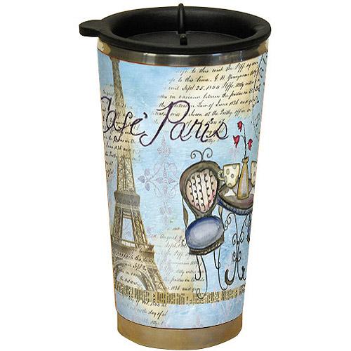 Lang 16-Ounce Traveler Mug, Assorted Patterns