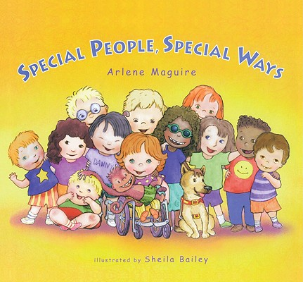 Special People Special Ways (Hardcover)
