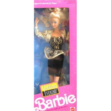 Barbie Target (golden evening barbie doll - target exclusive)