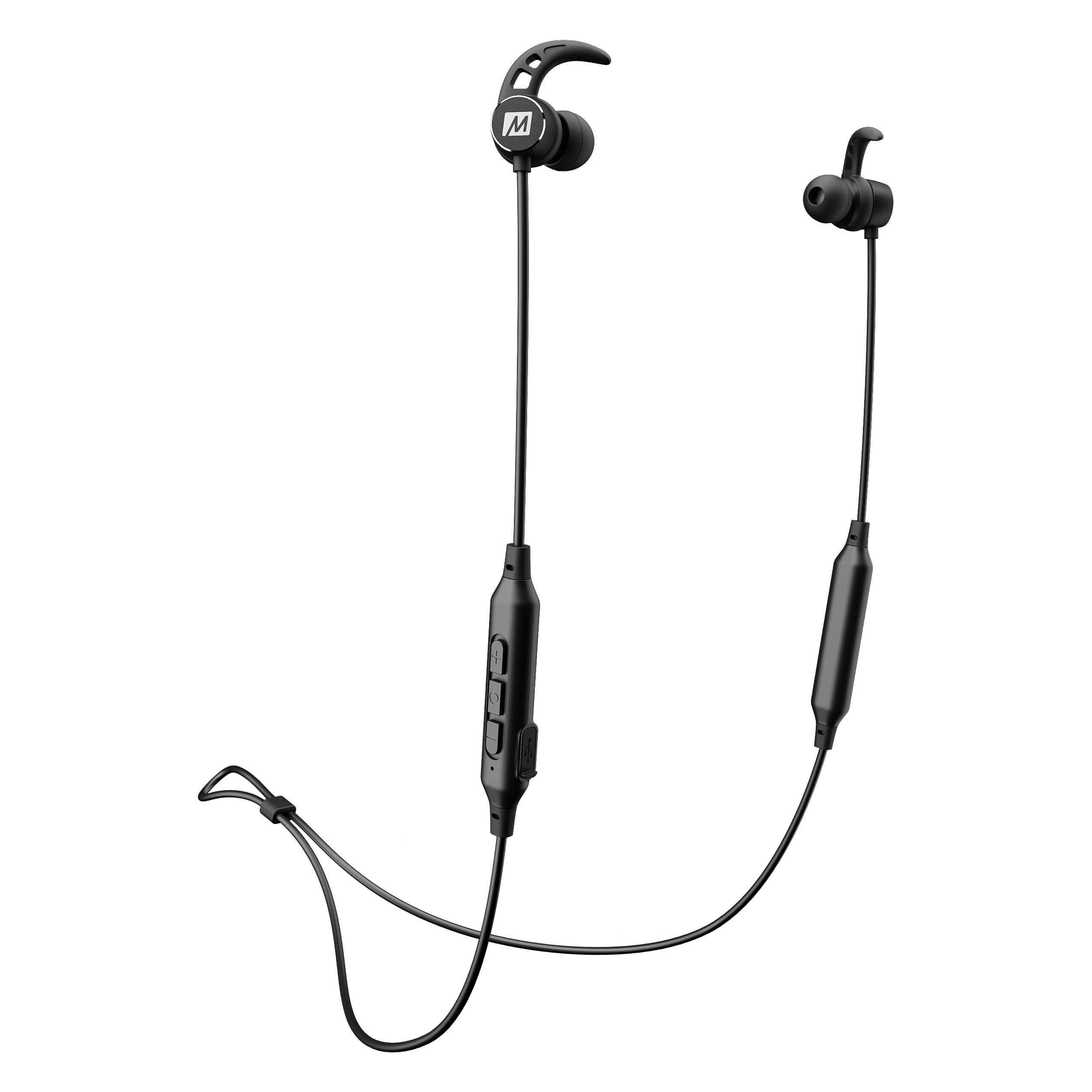 MEE audio M9B Bluetooth Wireless In-Ear Headphones (2018 Version)