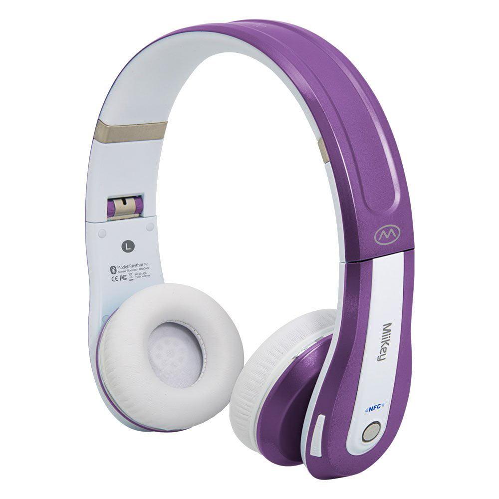 Miikey 711717910741 Rhythm Pro Wireless Bluetooth 4.0 Hea...