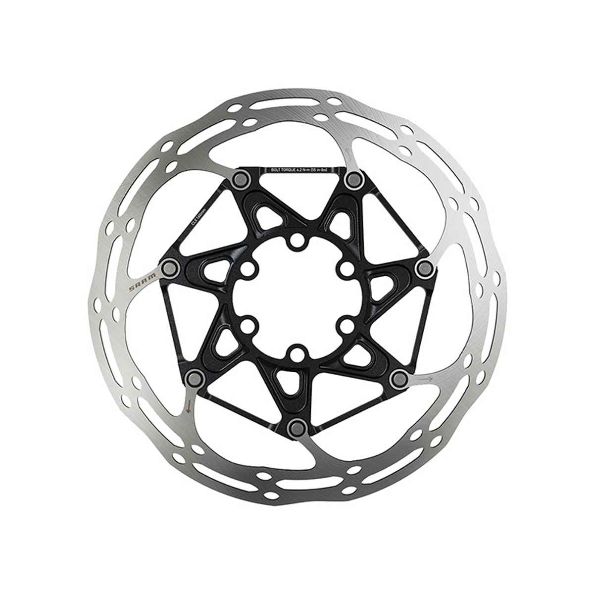 Sram Centerline X 2 - Piece Disc Rotor - 00.5018.037.020
