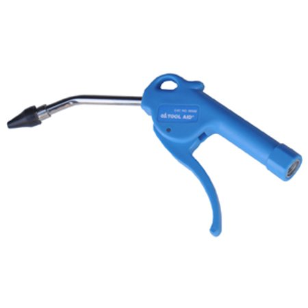 S G Tool Aid 99500 4 1 2 Long Reach Angled Nozzle Blow Gun