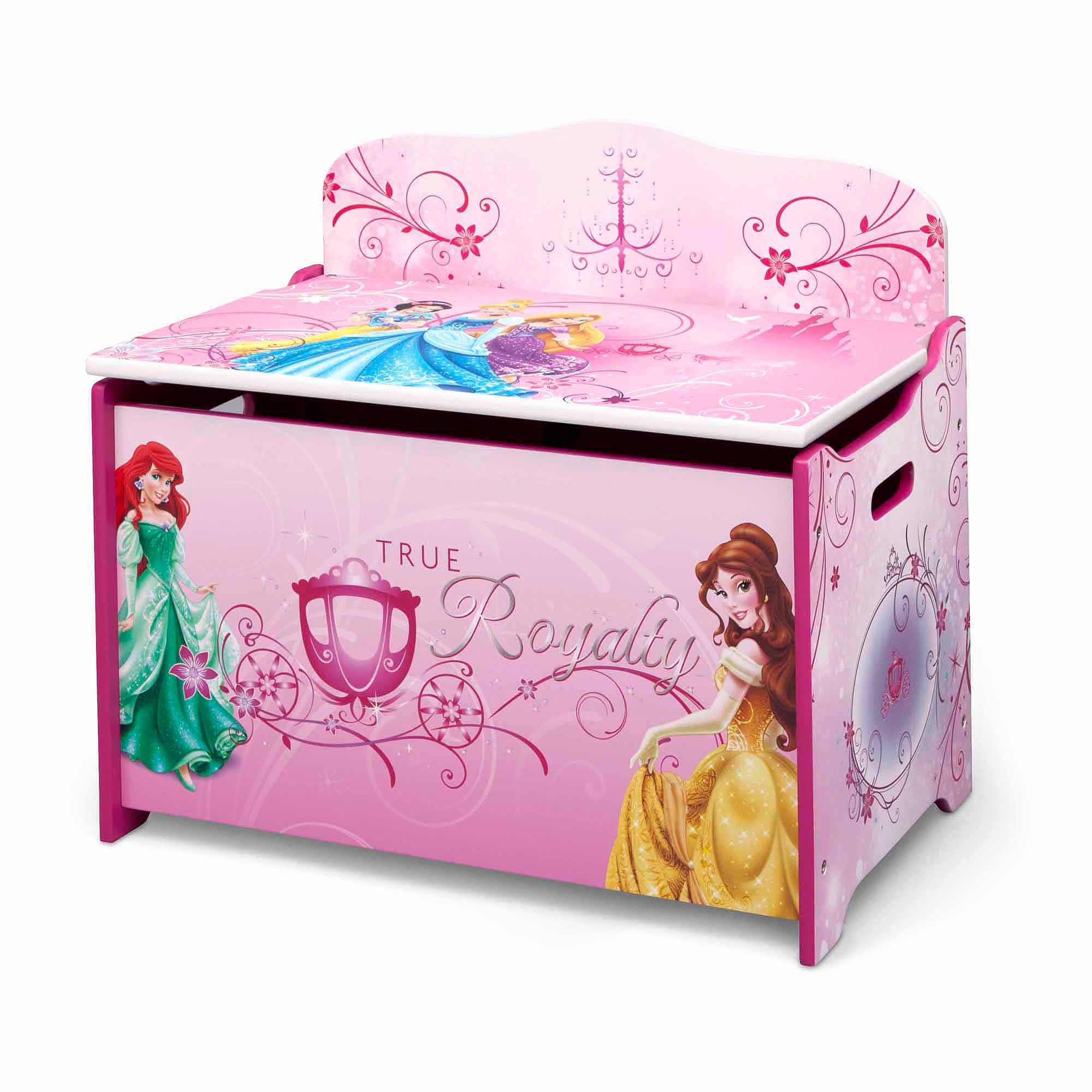 Disney Princess Deluxe Toy Box Walmart