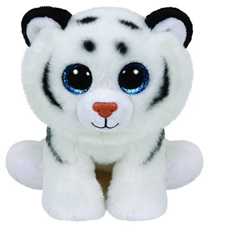 Ty Classic Tundra - White Tiger Medium (White Tiger Tail)