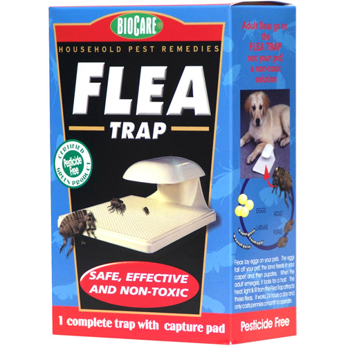 Springstar EFT Electric Flea Trap