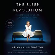 The Sleep Revolution - Audiobook