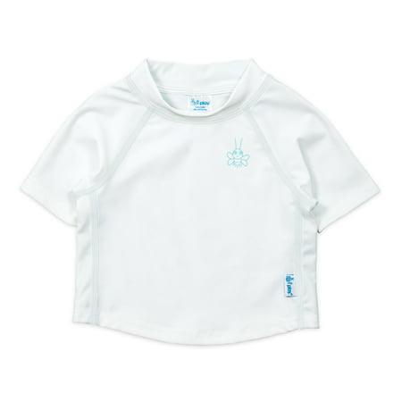 i play. Short Sleeve Rashguard Shirt (Baby Girls & Toddler Girls)