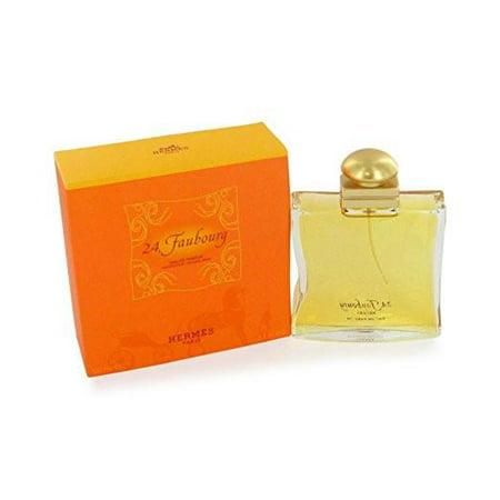 24 Faubourg By Hermes 1.7 Oz For Women Eau De Parfum Spray 24 Faubourg Deodorant Perfume