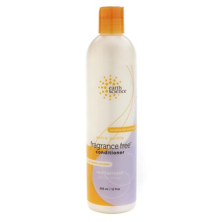 Earth Science Conditioner For Sensitive Hair & Scalp Fragrance Free12.0 fl oz(pack of