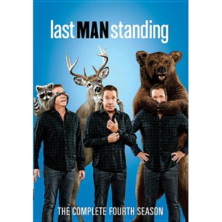 Last Man Standing: The Complete Fourth Season (DVD) for $<!---->