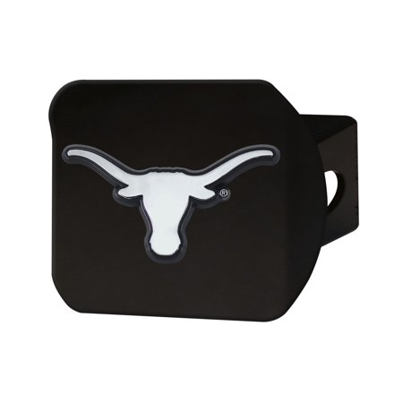 Texas Black Hitch Cover 4 1/2