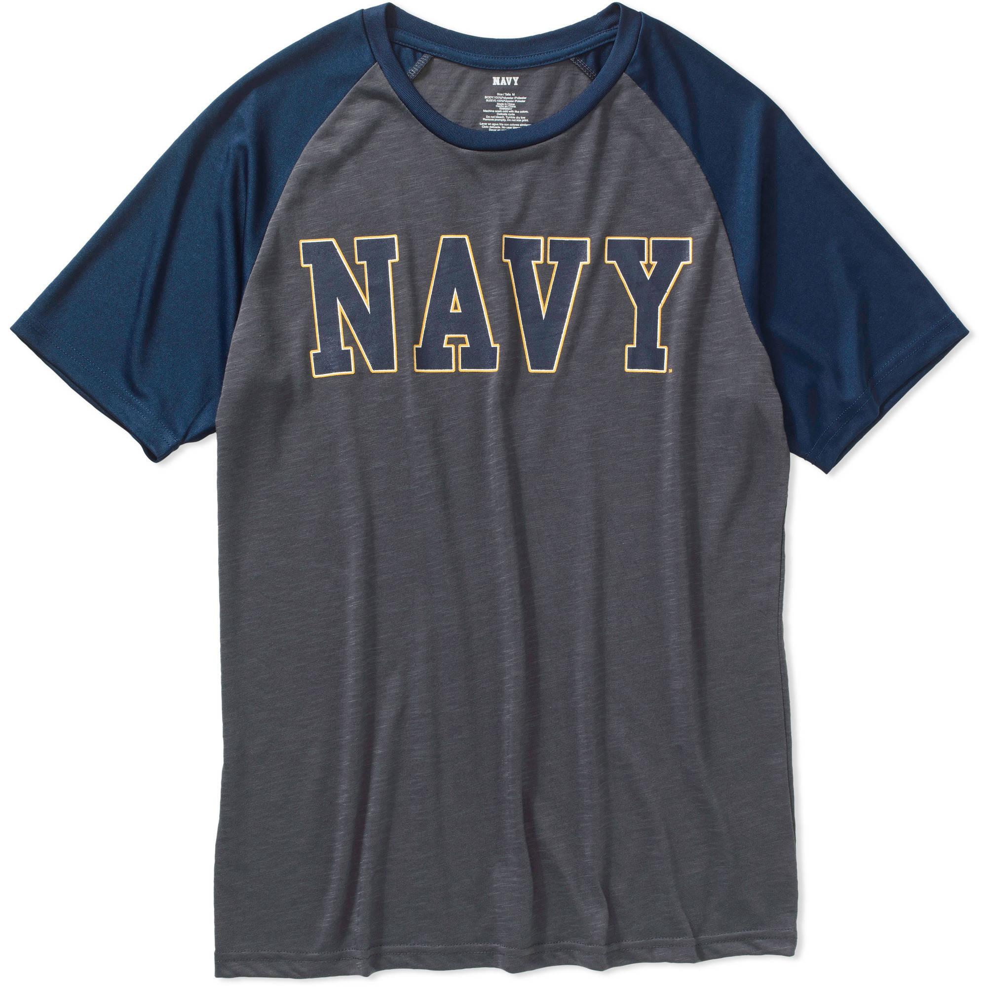 US Navy Slub fashion tee Shirt