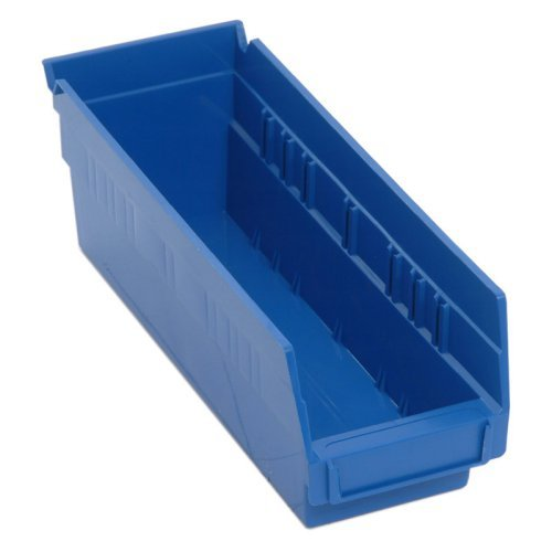 Quantum Economy Shelf Bins - 11.625W x 4.125D x 4H in.