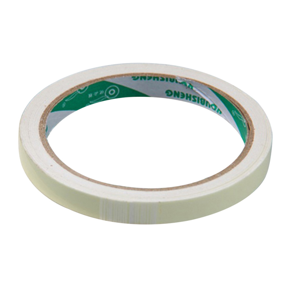 5Pcs 10mm Width 164ft Length Single-side Electrical Insulated Adhesive Tape Red