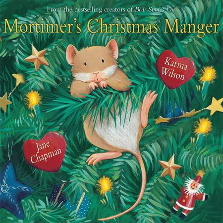 Mortimer's Christmas Manger](Manger Silhouette)