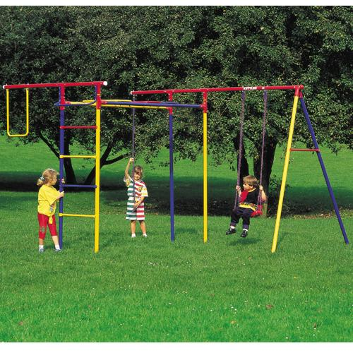 Kettler 8398-600 Trimstation Swing Set