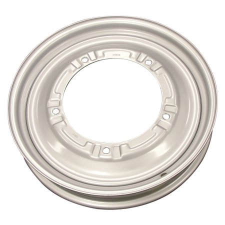 Complete Tractor Rim 1108-0105 for Ford New Holland 2N, 9N 9N1015A ()
