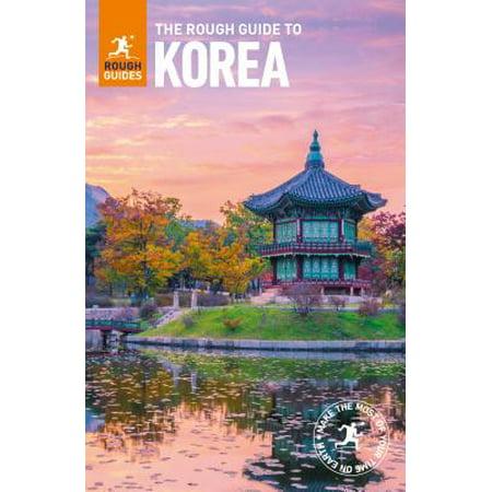 The rough guide to korea (travel guide): - Architech Rir 6 Rough