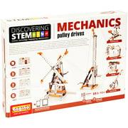 Engino STEM Mechanics, Pulley Drives