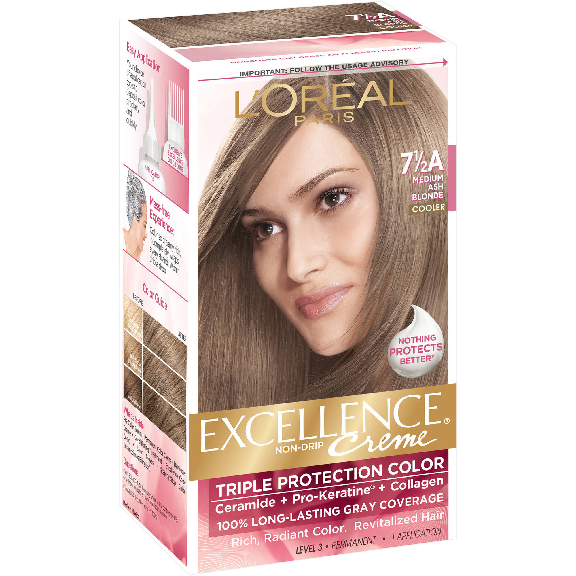 Loreal Medium Ash Blonde Www Pixshark Com Images