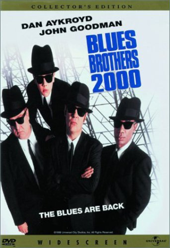 Blues Brothers 2000 (DVD) by UNIVERSAL HOME ENTERTAINMENT