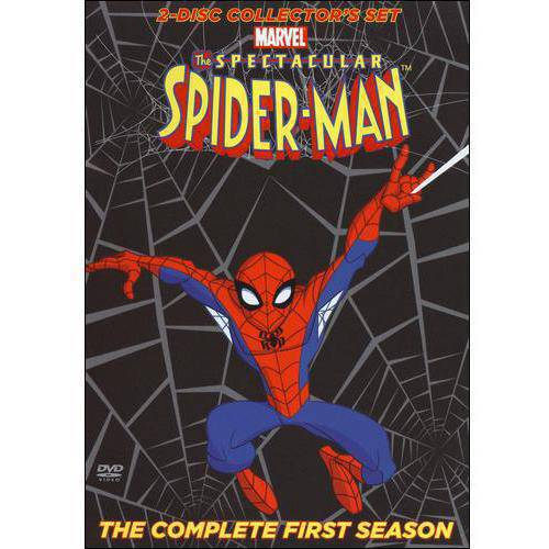The Spectacular Spider-Man: The Complete First Season (Widescreen)