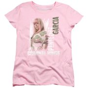 Trevco Criminal Minds-Penelope - Short Sleeve Womens Tee - Pink, Small