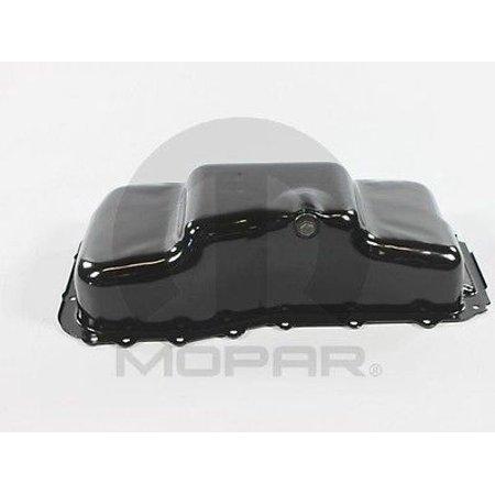 Mopar Oil Pan - Engine Oil Pan MOPAR 4648930AA