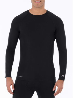 Russell Mens L2 Active Base Layer Thermal Crew Shirt