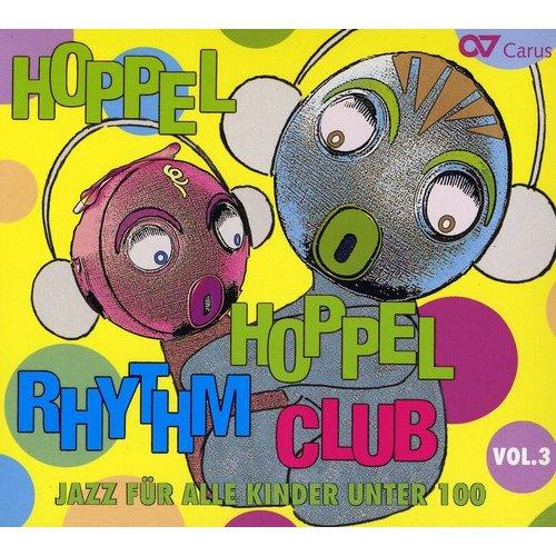 Hoppel Hoppel Rhythm Club 3: Jazz For Kids